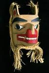 Reg Davidson, Wolf Mask