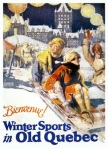 Canadian Pacific Winter Sports Quebec