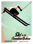 Ski Canadian Rockies
