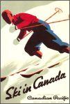 Ski in Canada -- 1937