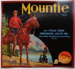 Mountie Brand Oranges