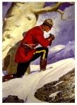 Mountie Snow