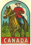 RCMP Souvenir