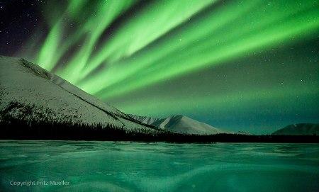 Fritz Mueller -- Yukon Aurora
