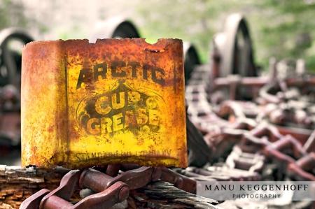 Manu Keggenhoff -- Arctic Cup O Grease