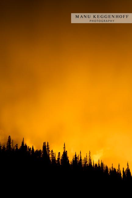 Manu Keggenhoff -- Burning Sky