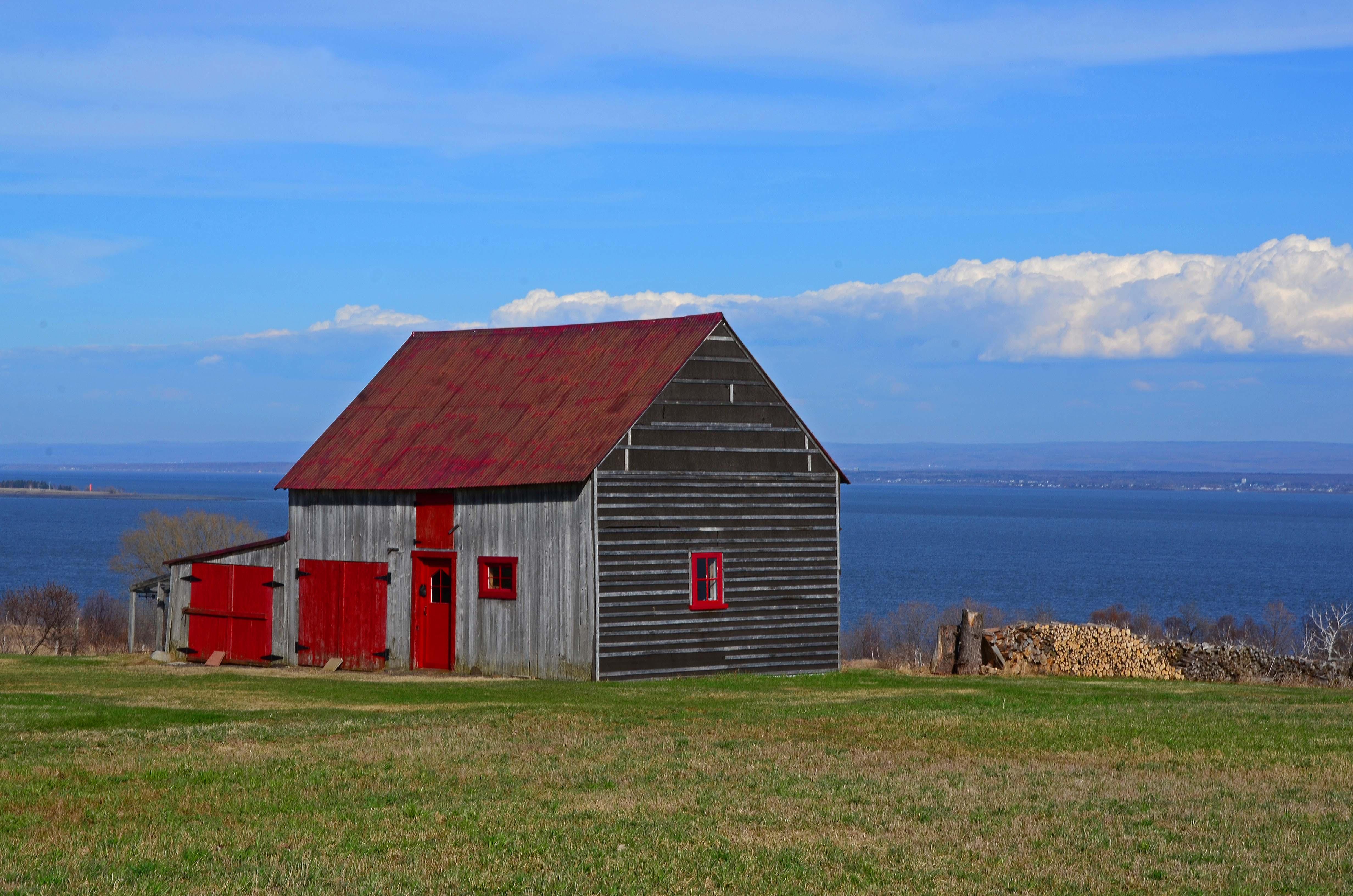 Old Barns  U00ab O U0026 39  Canada