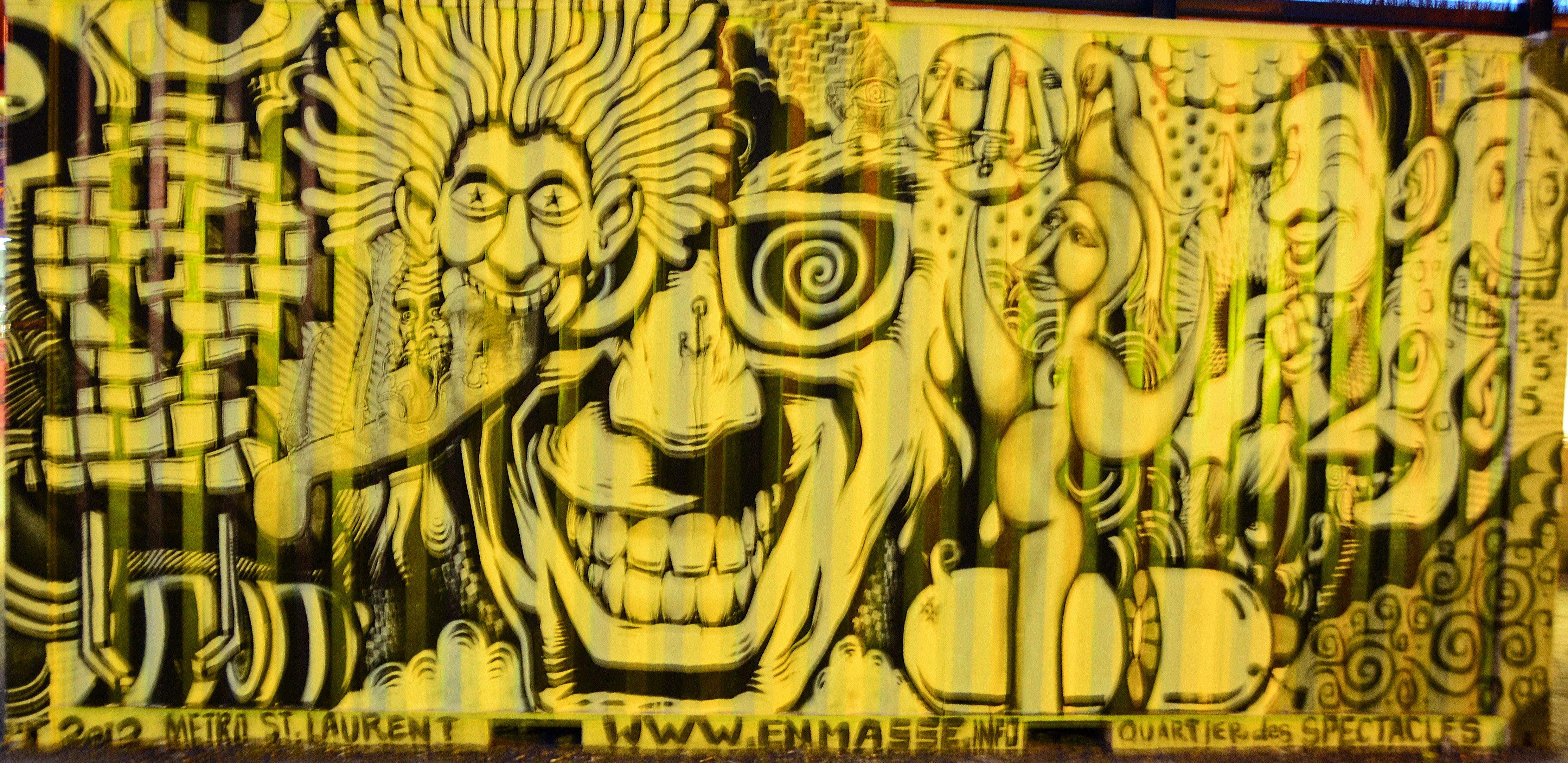 Street Art « O\' Canada