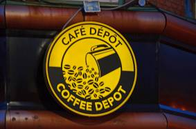 Cafe/Coffee Depot, Montreal