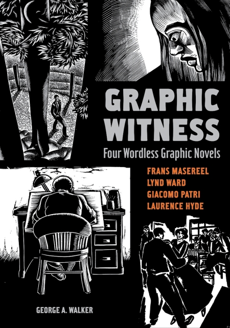 Graphic Witness Cover