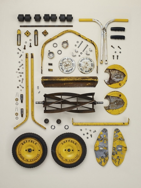 Todd McLellan -- Push Mower Apart
