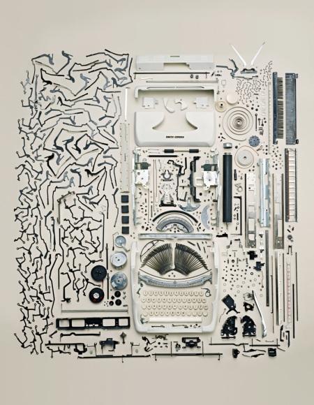 Todd McLellan -- Typewriter Apart