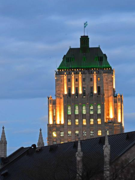 City Hall, Quebec City