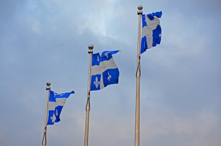 Quebec's Banner, Quebec City
