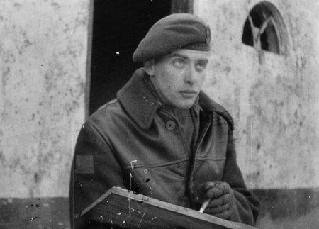Alex Colville in 1945