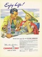 Canada Dry -- Enjoy Life