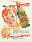 Canada Dry -- Ginger