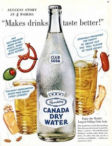 Canada Dry -- Water