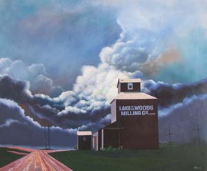 Michael Glover, The Final Days of Fleming, Fleming, Saskatchewan (2012)