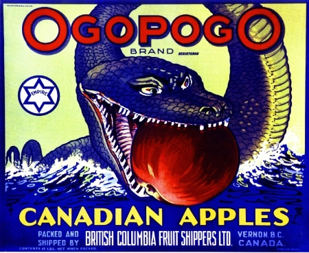 Ogopogo Apples