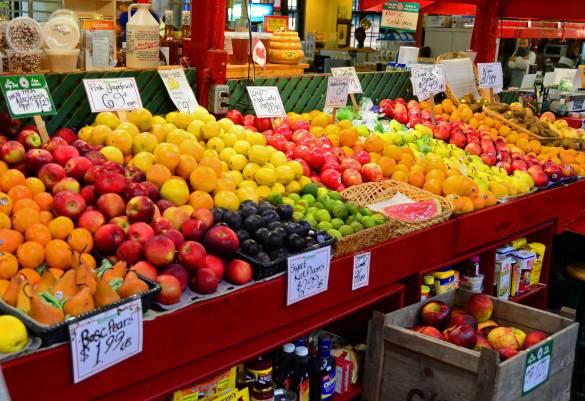St. John, N.B. City Market