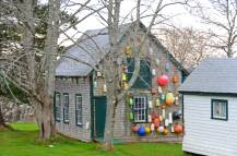 Colorful Cottage, Campobello Island, N.B.