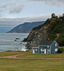 Secured for the Coming Winter, Capstick, Cape Breton, N.S.