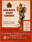 Our Boys Want Smokes