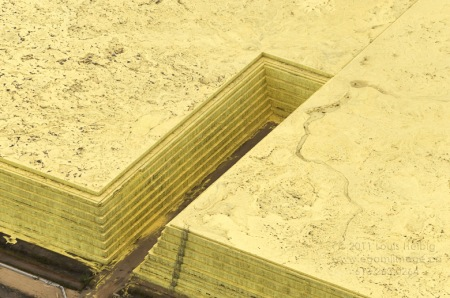 Sulfur Pile