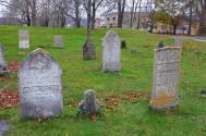Garrison Cemetery, Annapolis Royal, N.S.