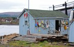 Ship Repair Shed, Annapolis Royal, Nova Scotia
