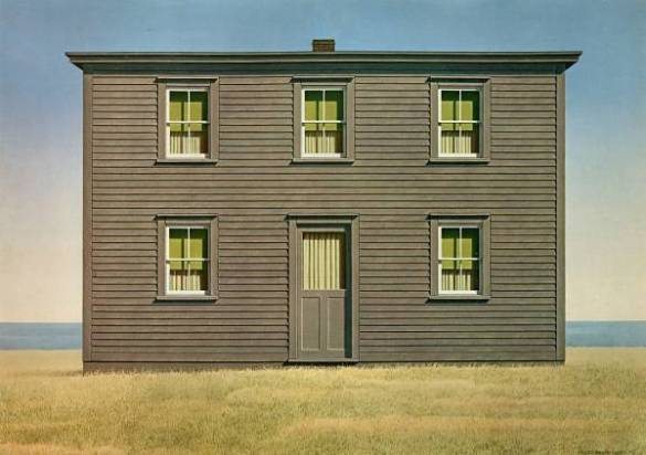 C. Pratt, House in August (1968)