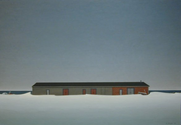 C. Pratt, Ingornachoix Bay -- Long Shed (2007)