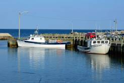 Morning Wait, Near Parker's Cove, Nova Scotia