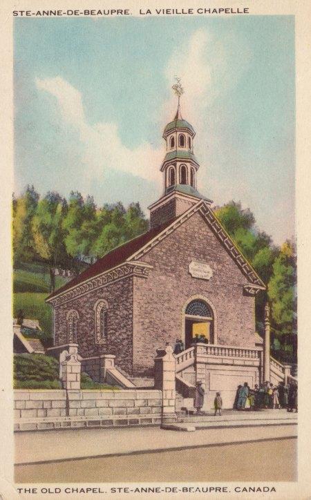 St.-Anne-de-Beaupre