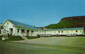 Sea Gull Motel, Perce, Quebec
