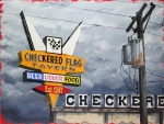 A. Horne, Checkered Flag Tavern