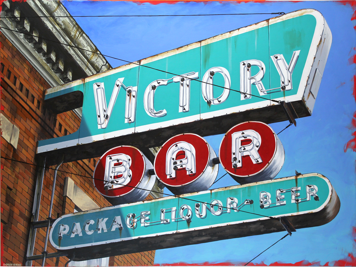 A. Horne, Victory Bar2