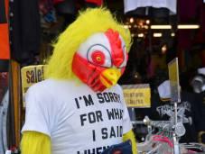 """I'm Sorry,"" Kensington Market, Toronto"