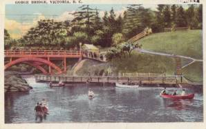 Lots of boaters around this one. Postmarked 1921.