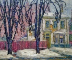 Lawren Harris, Snowfall