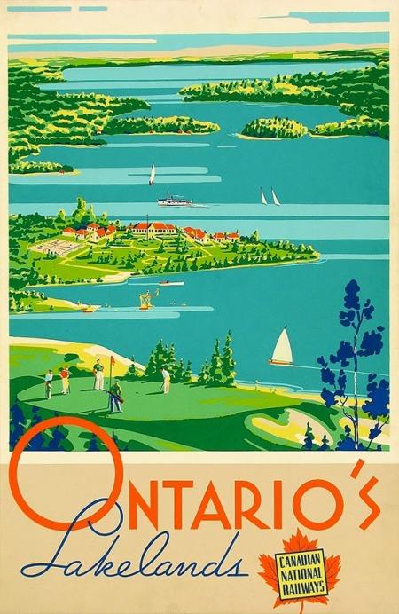 Ontario Lakelands