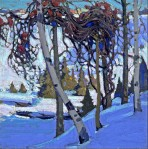 Tom Thomson, Early Snow