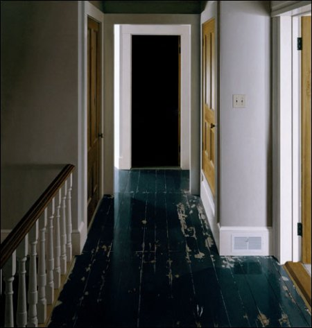 Richard Thomas Davis -- Hallway