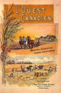 Farm -- L'Ouest Canadien