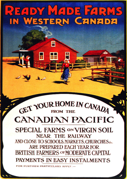 the history of immigration into canada and its influence on the canadian culture Mass immigration ─it's effect on our culture  or the hmong people from laos who bring shamans and witch doctors into hospital rooms or the customs of voodoo and .