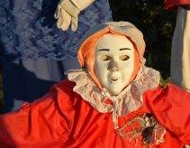 Red Scarecrow, Cap Le Moine, Cape Breton, N.S.
