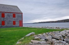 Seaside Barn, Shelburne, N.S.