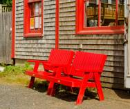 Red Chairs, Lunenberg, N.S.