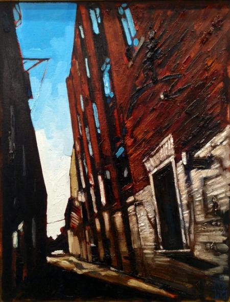 Urban Alley (2014)